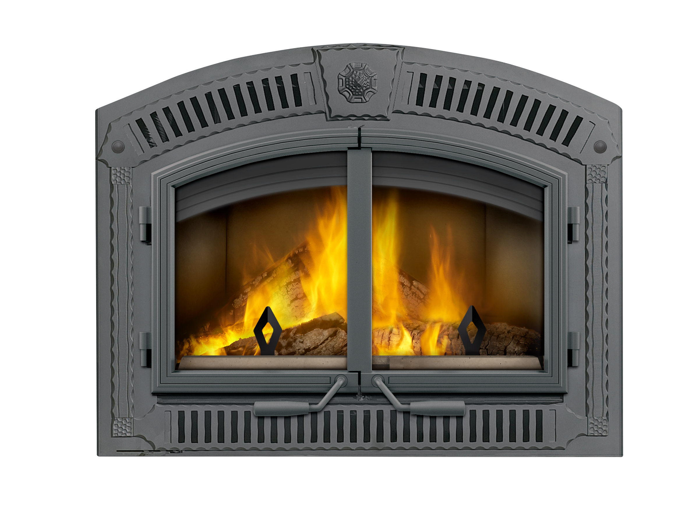 Napoleon - High Country 3000 Eco Wood Fireplace - H2Oasis