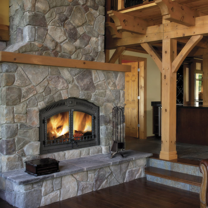 Napoleon High Country 6000 wood fireplace