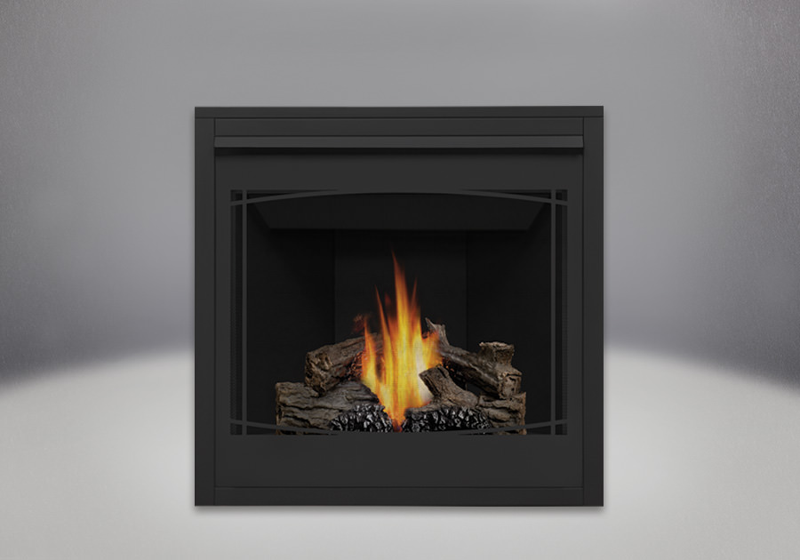 Napoleon Ascent 35 Gas Fireplace H2oasis