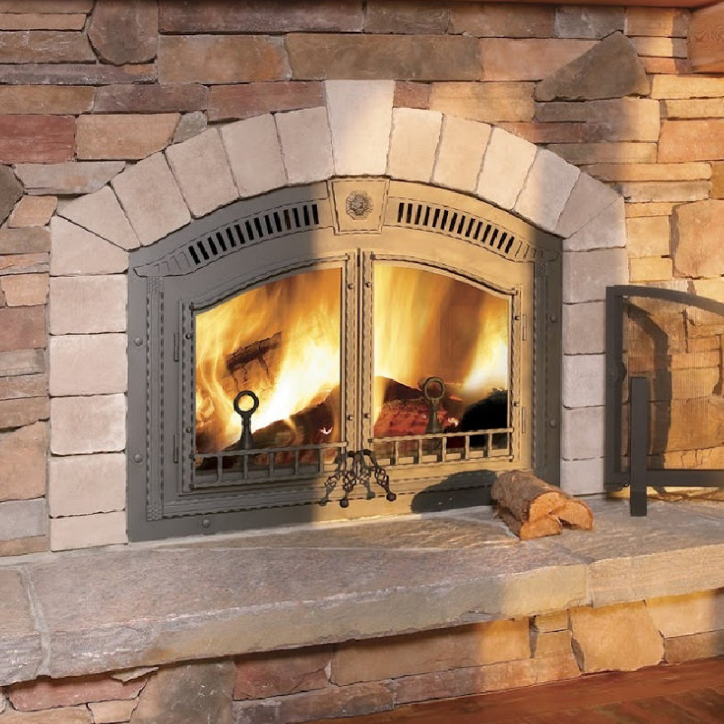 Napoleon High Country 6000 Wood Fireplace 1