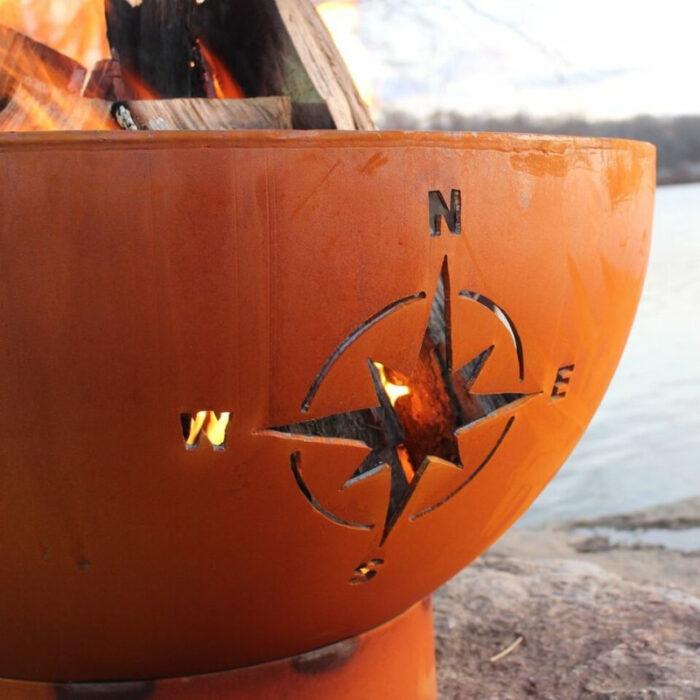 Navigator Fire Pit Art 2