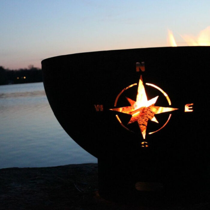 Navigator Fire Pit Art 3