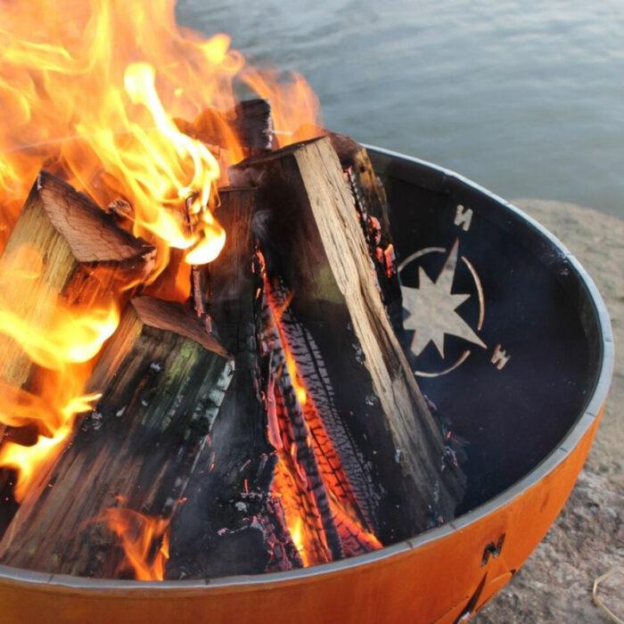 Navigator Fire Pit Art 4