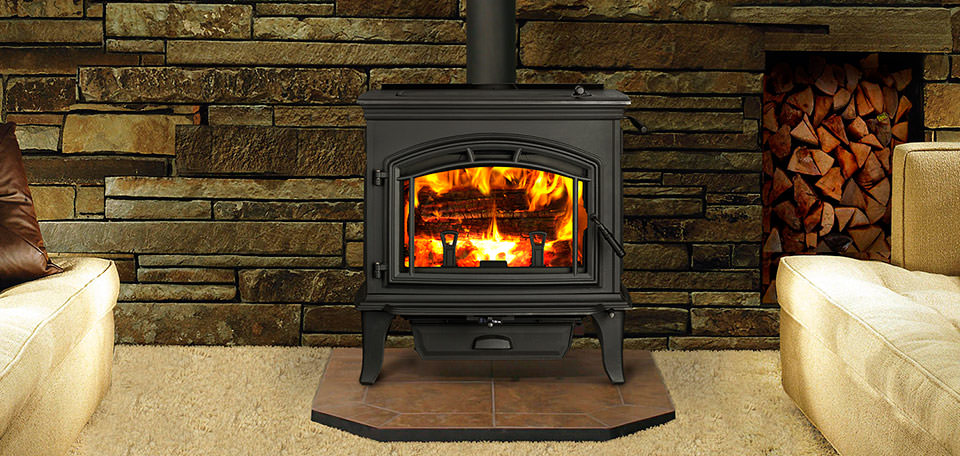 Quadra Fire Explorer Iii Wood Stove H2oasis