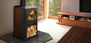 Discovery II wood stove