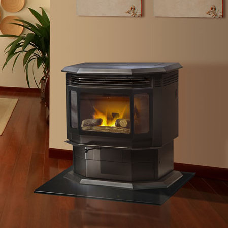 Classic Bay 1200 pellet stove