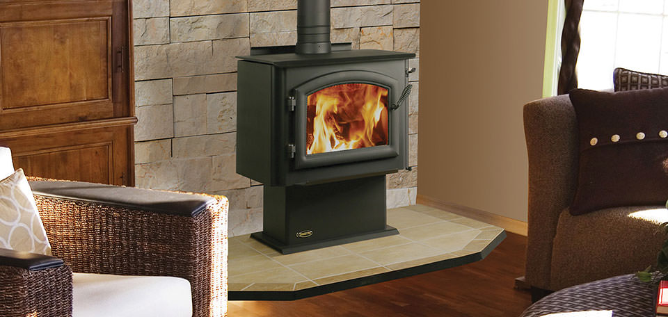 4300 Millennium wood stove