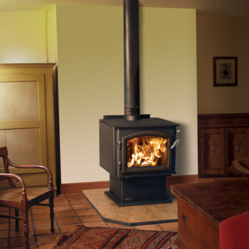 Quadra Fire 3100 Millennium Wood Stove 1