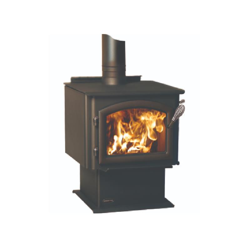 Quadra Fire 3100 Millennium Wood Stove 2
