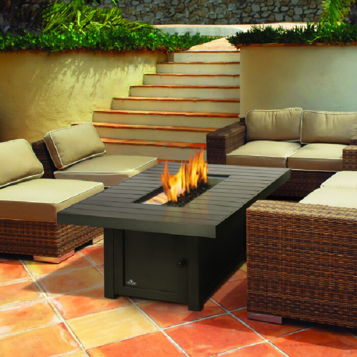 Rectangle Patioflame table napoleon outdoor 1 1