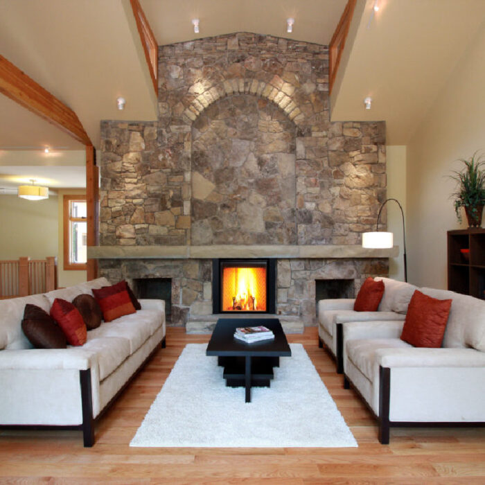 Renaissance Fireplaces – Rumford 1000 Wood Burning Fireplace 3