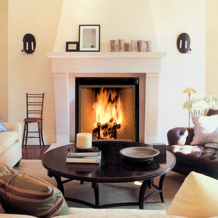 Renaissance Fireplaces – Rumford 1000 Wood Burning Fireplace 4