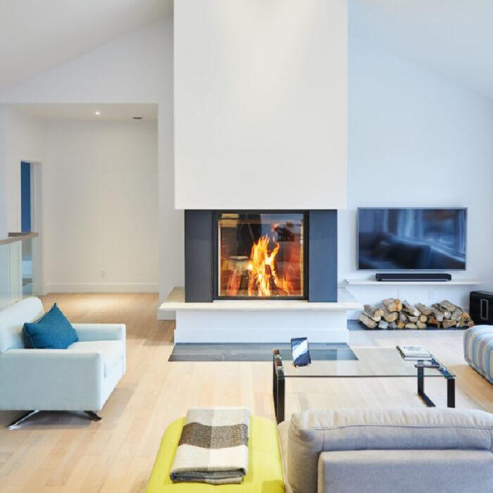 Renaissance Fireplaces – Rumford 1500 Wood Burning Fireplace 2
