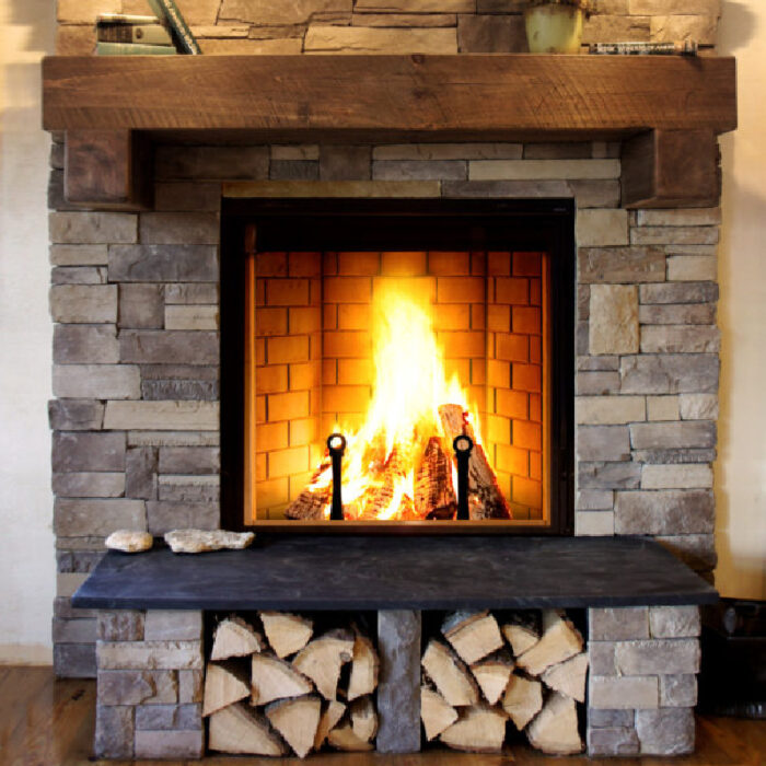 Renaissance Fireplaces – Rumford 1500 Wood Burning Fireplace 6