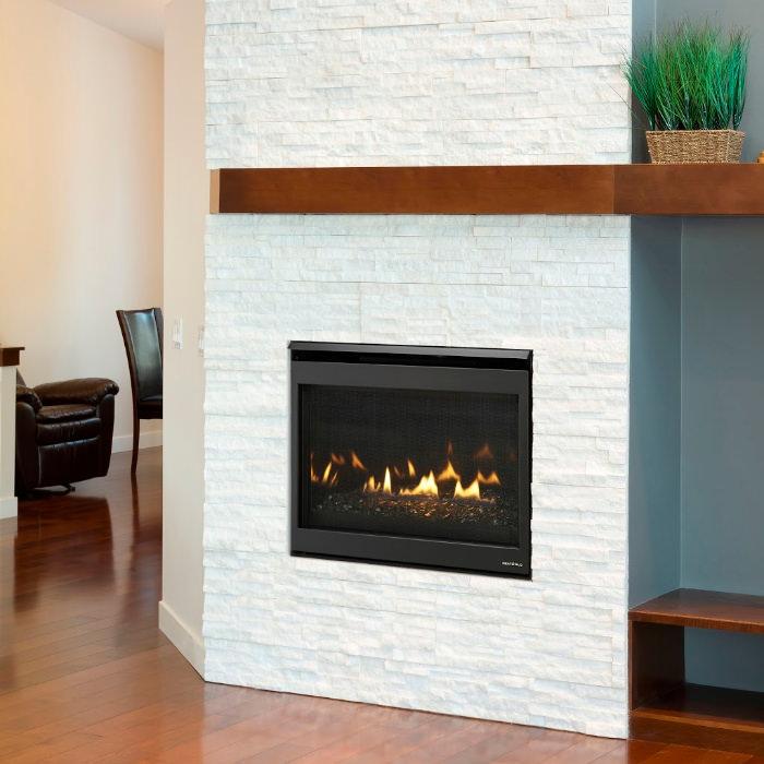 SlimLine Fusion gas fireplace