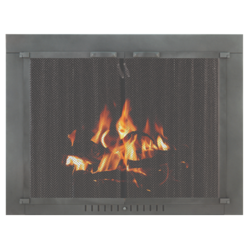 STOLL – ESSENTIAL COLLECTION – PHILADELPHIA FIREPLACE DOORS