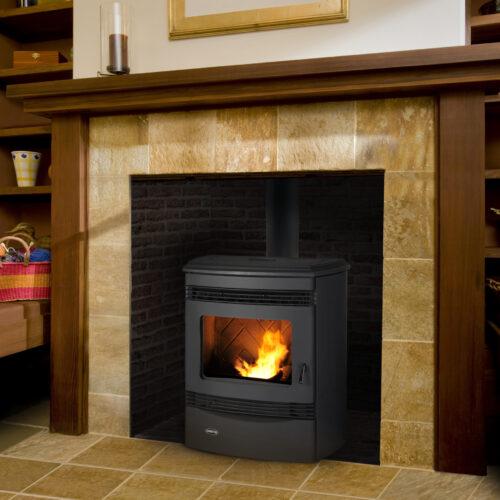 Quadra-Fire Santa Fe Pellet Stove