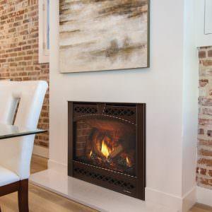 SlimLine gas fireplaces