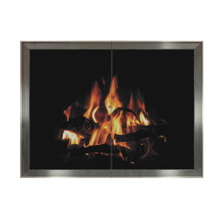 Stoll Alliance Collection Nolita Fireplace Doors