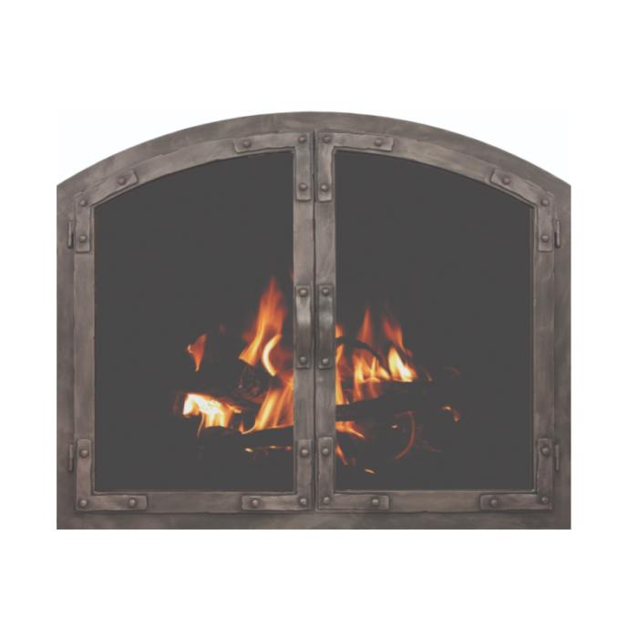 Stoll Craftsman Collection Old World Fireplace Doors 2