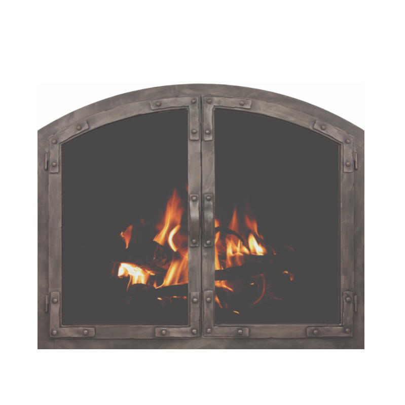 Stoll Essential Collection Kingston Fireplace Doors
