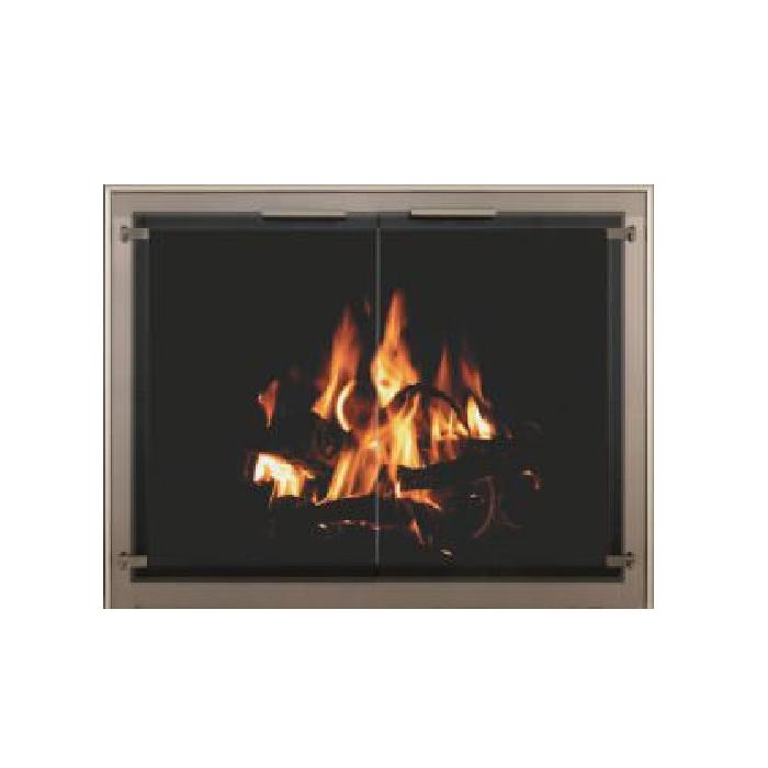 Stoll Original Collection TotalView Fireplace Doors