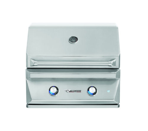 "30"" Built-In Outdoor Gas Grill"