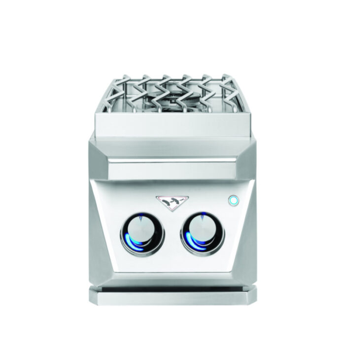 Twin Eagles – Side Burners Built In Outdoor Gas Grill
