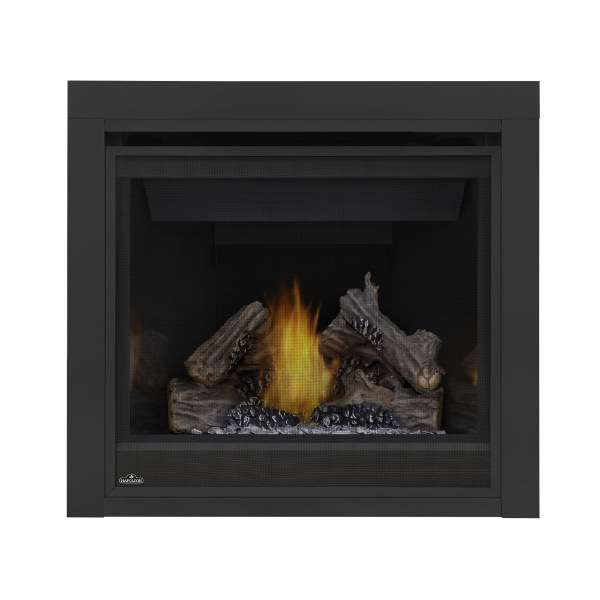 Ascent 36 gas fireplace