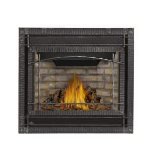 Ascent X 36 gas fireplace
