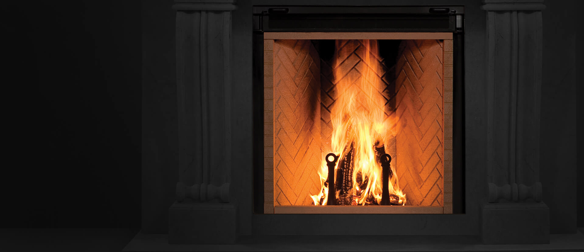 Renaissance fireplaces rumford 1500 wood burning for Renaissance rumford fireplace