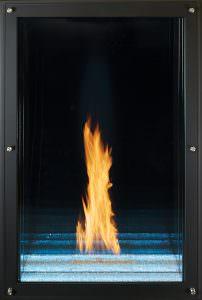 "36"" x 58"" Maestro Davinci Custom Gas Fireplaces"