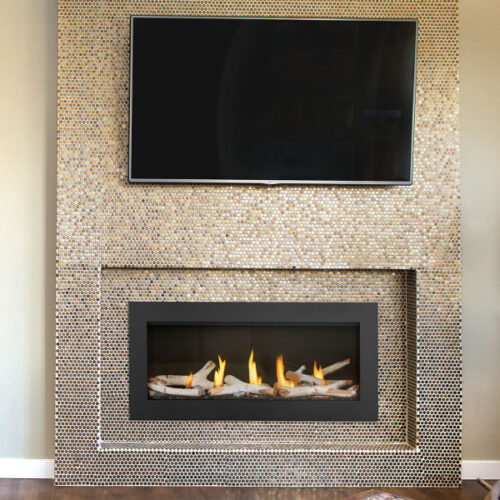 Acies 38 gas fireplace