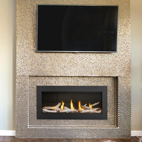 Acies 38 gas fireplace