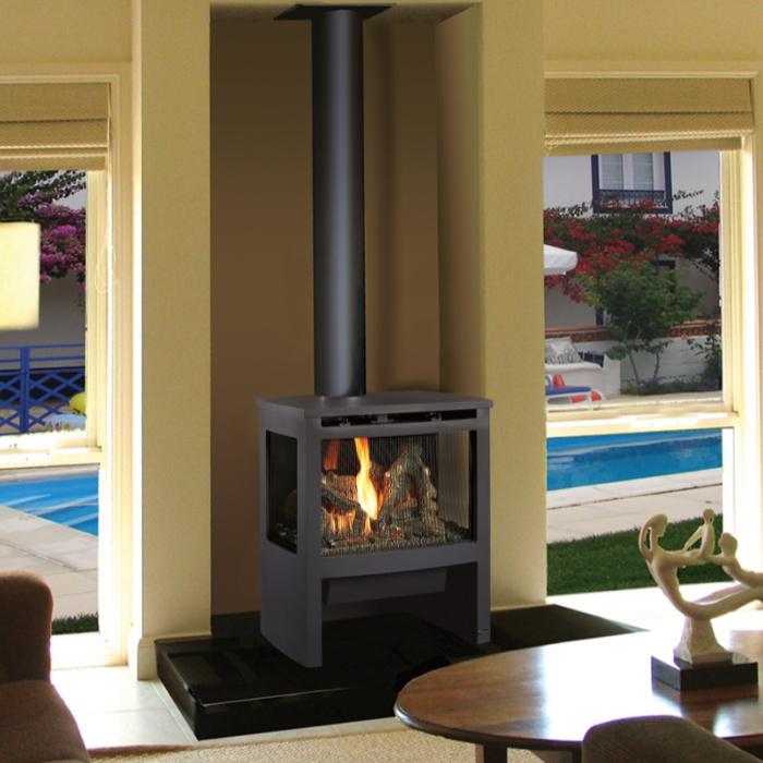 Lopi Cypress Gas Stove image 3 1