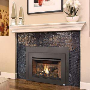 Lopi Radiant Plus Large gas fireplace