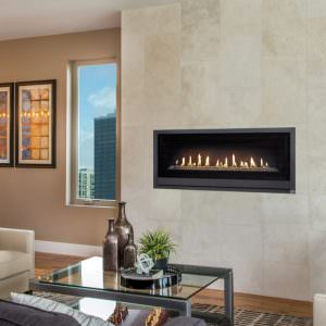 ProBuilder 42 Linear gas fireplace