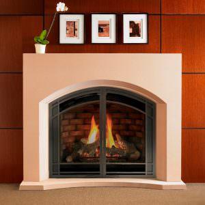 Cerona gas fireplace