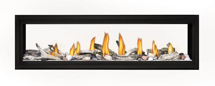 Napoleon Luxuria-LVX62 See Thru-Mineral-ShoreFire-BeachFire