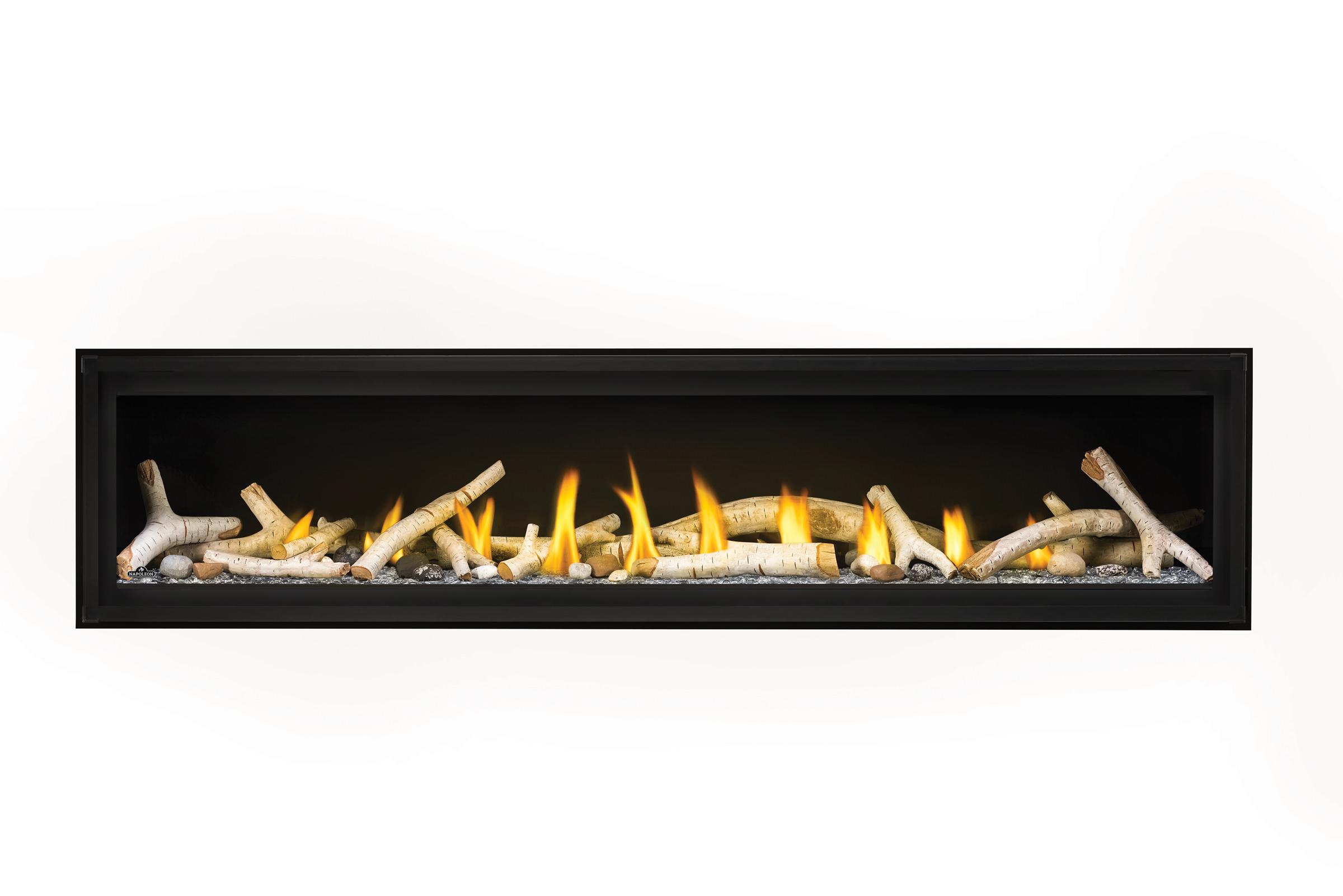Napoleon Luxuria-LVX74-Birch-Logs-Glass-Beads