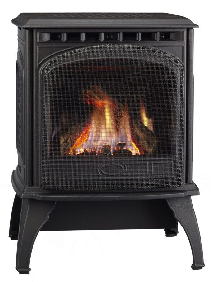 Quadra-Fire Garnet Gas Stove