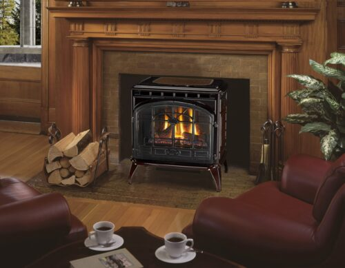 Quadra-Fire Topaz Gas Stove