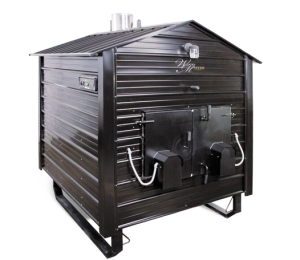Outdoor WoodMaster 6500 Wood Furnace