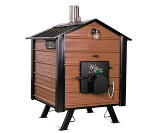 Woodmaster 3300 Wood Furnace