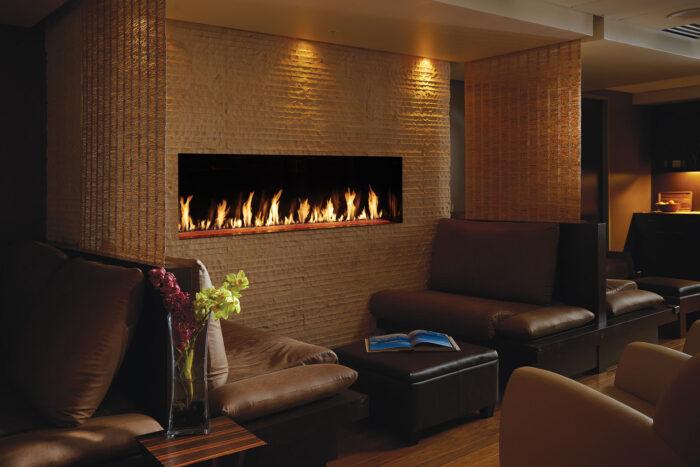 Davinci Gas Fireplace Single Sided 60x20 109146