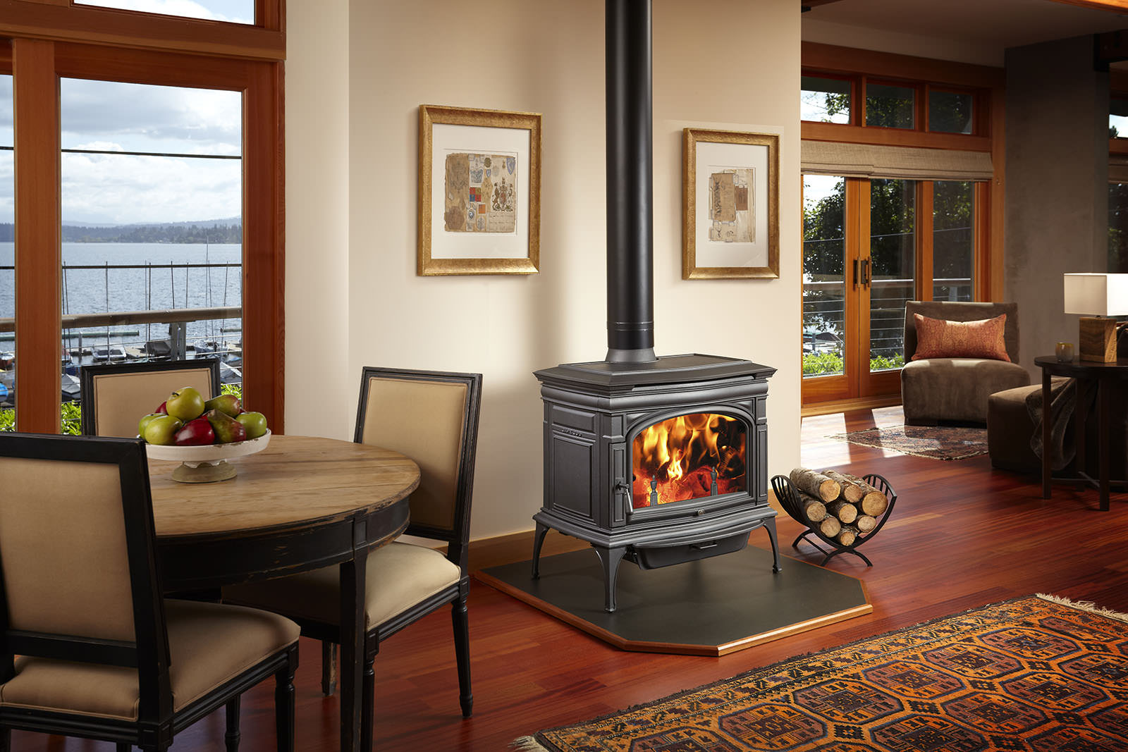 Lopi Cape Cod Wood Stove 108076