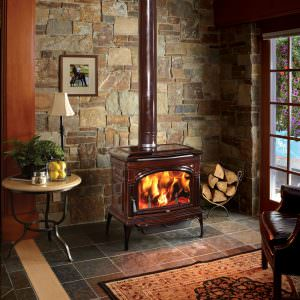 Lopi Cape Cod Wood Stove 108077