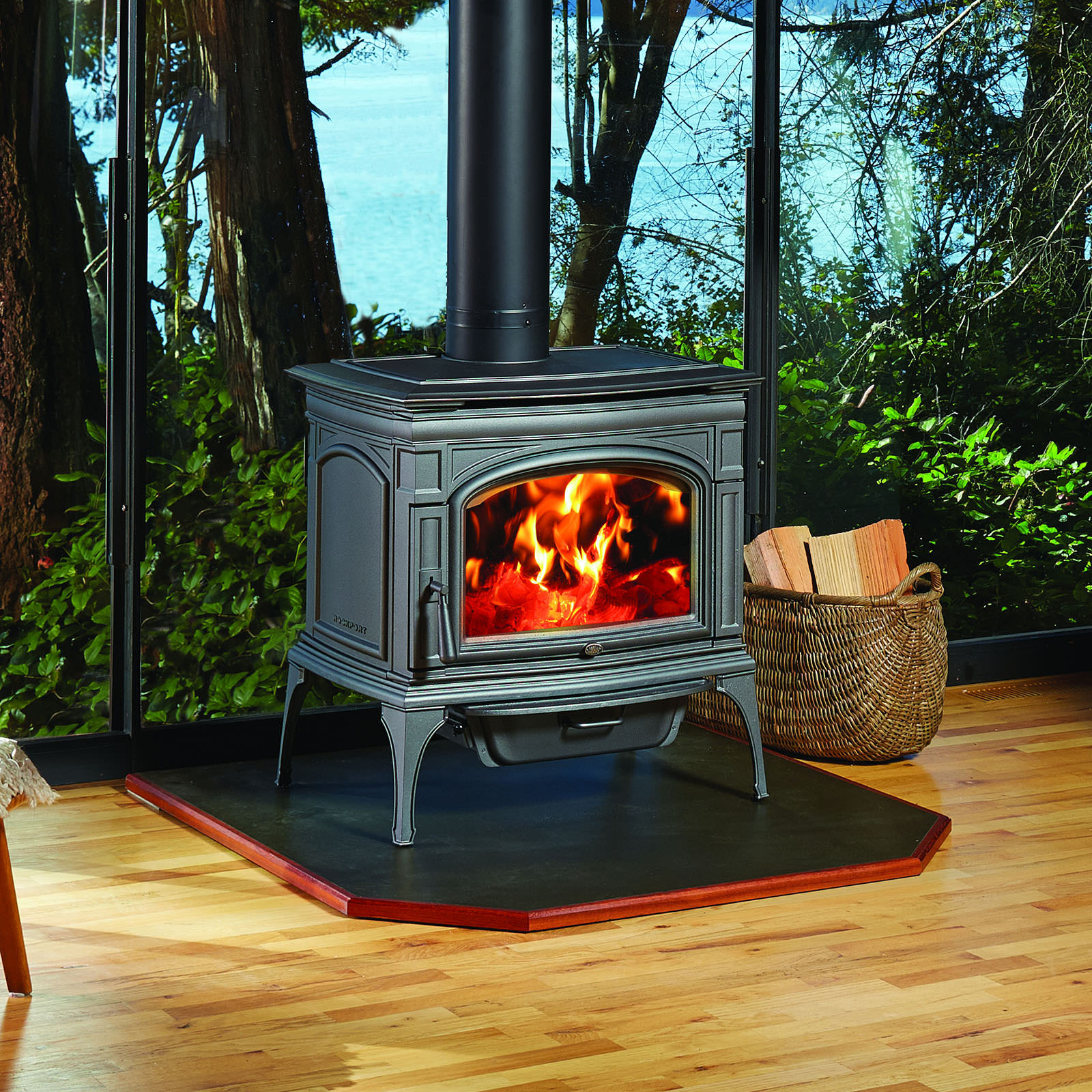 Lopi Cape Cod Wood Stove 109058