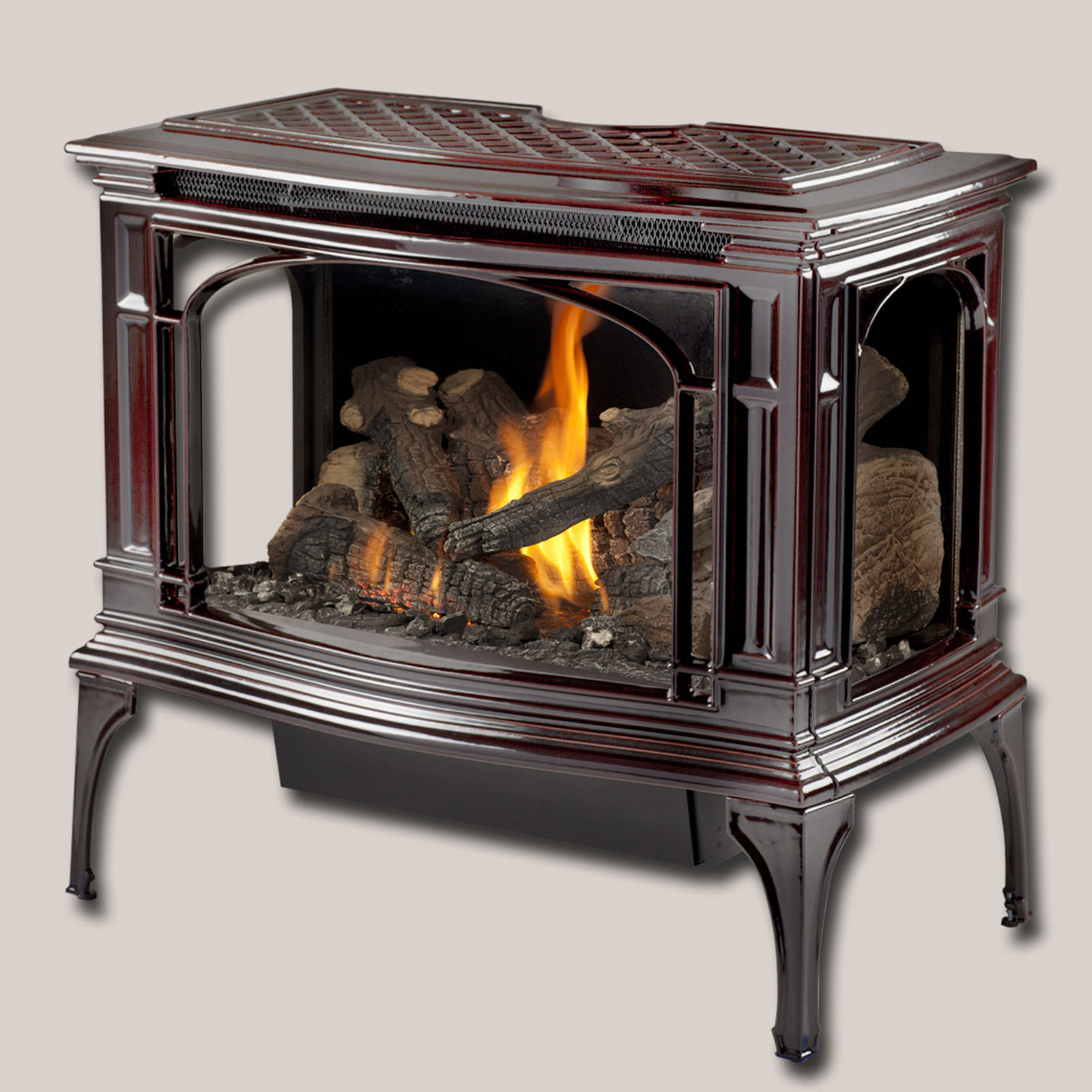 Lopi Greenfield Gas Stove H2oasis