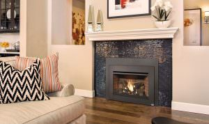 Lopi Radiant Plus Large Gas Insert w: Times Square Face